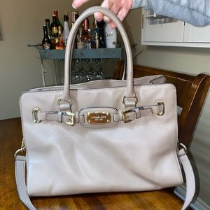 Michael Kors - Large Hamilton Leather Tote